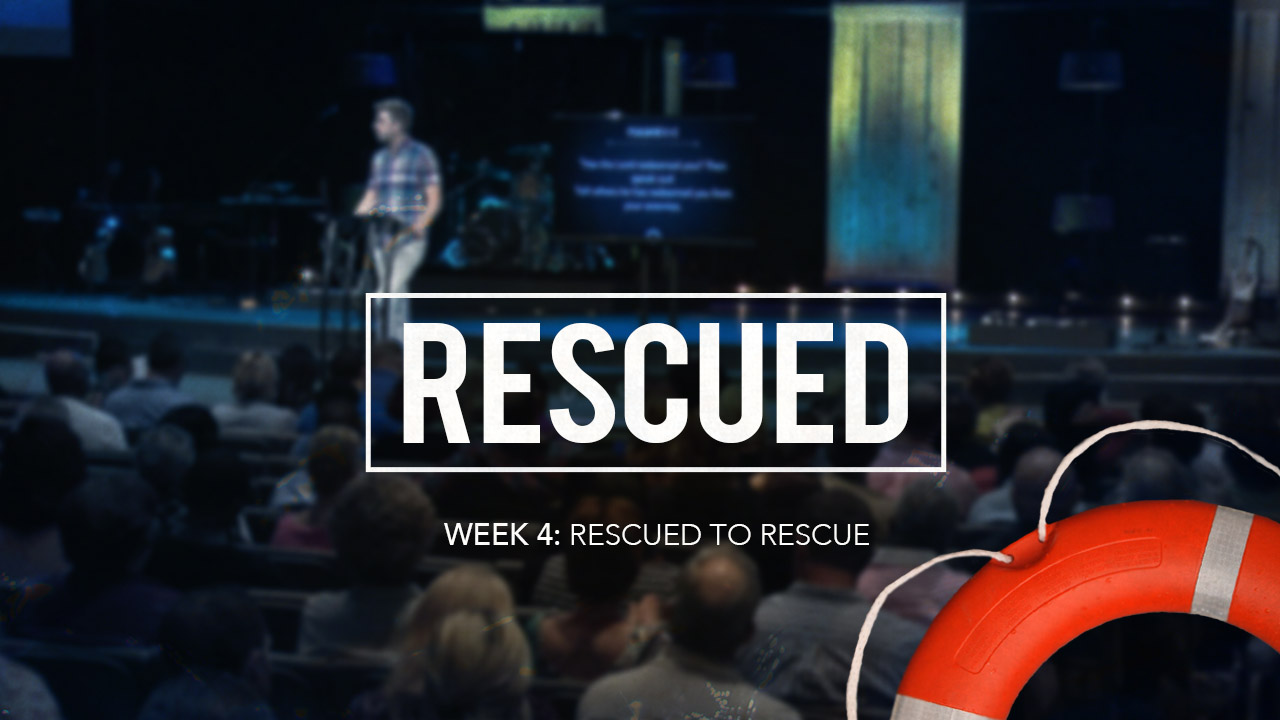 Rescued to Rescue